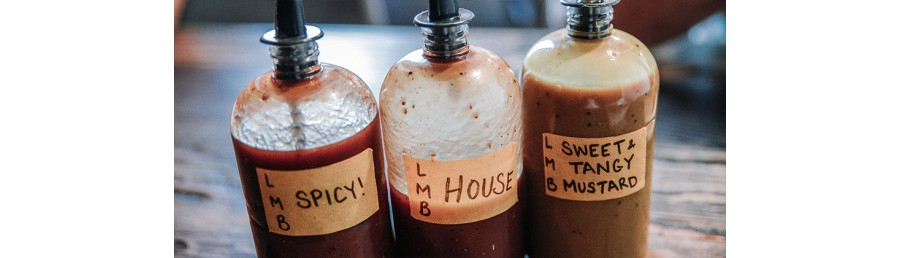 BBQ Rubs & Sauces
