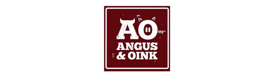 Angus & Oink! BBQ Rubs & Sauces