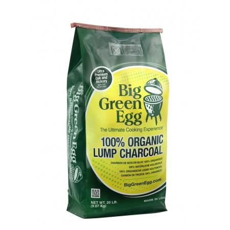 Big Green Egg Premium Lump Charcoal