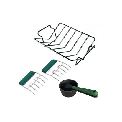 Big Green Egg Low 'n' Slow Pack for Large & XL