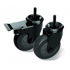 Big Green Egg Castor Wheel Kit For Modular Nest System