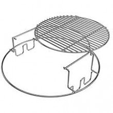 Big Green Egg 2 Piece Multi-Level Rack EGGspander for XL