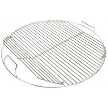 47cm Stainless Steel Hinged Grid 17433 - Weber