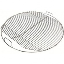 57cm Stainless Steel Hinged Grid 17436 - Weber