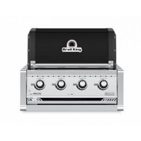 Broil King Regal 420 Natural Gas Built In Grill Head