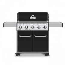 Broil King Baron 520 - Free Cover & Rotisserie