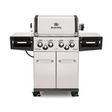 Broil King Regal S490 PRO Gas BBQ - Free Cover