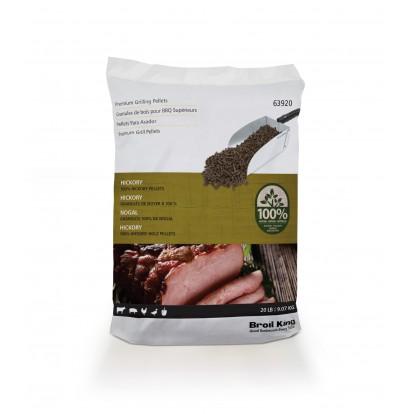 Broil King Hickory Wood Pellets 9kg - 63920