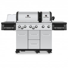 Broil King Imperial S690 IR Gas BBQ - Free Cover