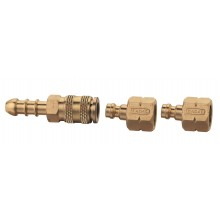 Cadac 2 Nut Quick Release Tailpiece - 338-1