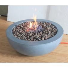 Haedi Gas Fire Pit - Medium