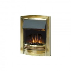 Dimplex Opti-Flame Adagio with Brass Finish