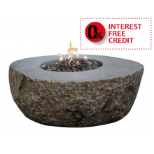 Elementi Fibre Rock Outdoor Firepit