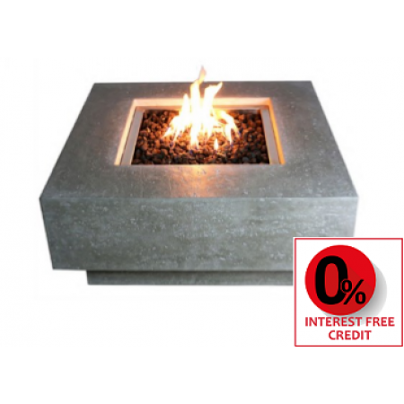 Elementi Manhattan Table Fire Pit - Setup Service