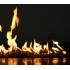 Elementi Pear Granite Boulder Outdoor Firepit - Setup Service
