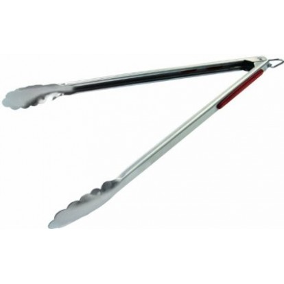 """Grill Pro 15"""" Stainless Steel BBQ Tong"""