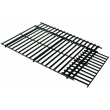 "Grill Pro Porcelain Coated Cooking Grids 21.5""x13.5"" to 25.25""x16"""