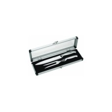 Grill Pro Stainless Steel Carving Set w/case