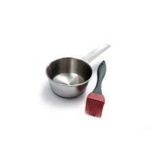 Grill Pro Stainless Basting Set