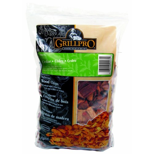 Cedar Wood Chips ~ Grill pro cedar wood chips
