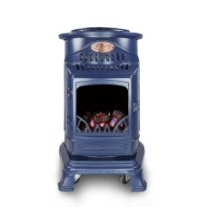 Provence Portable Gas Heater - Blue - Ex Display