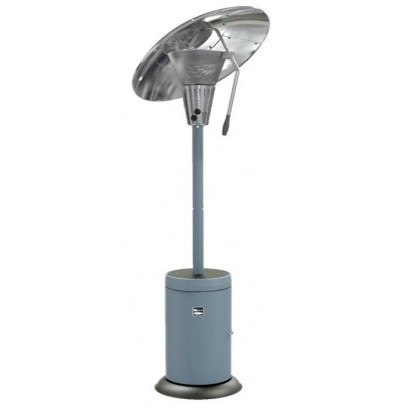 Sahara 13kW Heat Focus Patio Heater In Teal