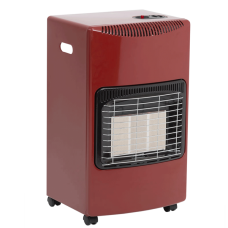 Lifestyle Seasons Warmth Heater In Red