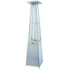 Lifestyle Tahiti II Flame Patio Heater in Stainless Steel