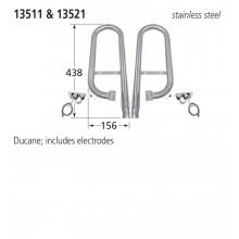 13511 BBQ Left Burner - Ducane