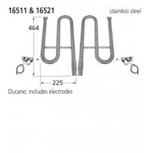 13521 BBQ Right Burner - Ducane