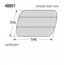 48801 BBQ Grill - Landmann