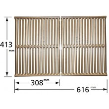 534S2 BBQ Stainless Steel Grill - Ducane