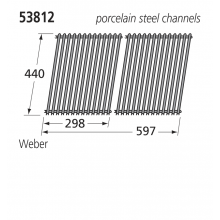 53812 BBQ Grill - Weber