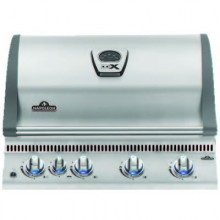 Napoleon BILEX485 RBSS-1 Built In Gas Barbecue - Free Cover