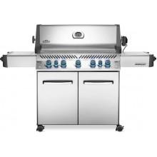 Napoleon Prestige P665RSIBPSS Gas Barbecue - Free Cover & Rotisserie