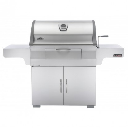 Napoleon PRO605CSS Charcoal Professional BBQ - Free Cover