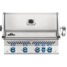Napoleon Prestige BIPRO500N-3 Natural Gas Built In BBQ - Free Cover