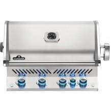 Napoleon Prestige BIPRO500RBNSS-3 Natural Gas Built In BBQ - Free Rotisserie