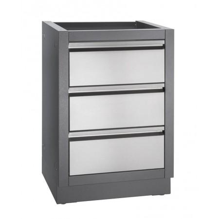 Napoleon Oasis 3 Drawer Cabinet IM-3DC