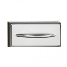 Napoleon Deluxe Stainless Steel Single Drawer