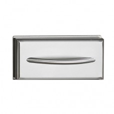 Napoleon Deluxe Stainless Steel Single Drawer N370-0359