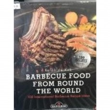 Napoleon BBQ - Round the World Cookbook BRW-BOOK-EN