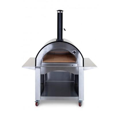 Alfresco Chef - Milano Pizza Oven - Black