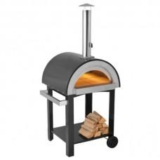 Alfresco Chef - Roma Pizza Oven - Black