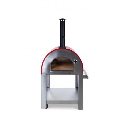 Alfresco Chef - Verona Pizza Oven - Red