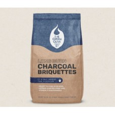 Green Olive Briquettes  - Long Burn Charcoal Briquettes - 4kg