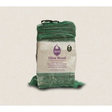 Green Olive Firewood - Olive Firewood Logs - 30 Litres
