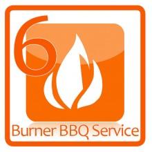 6 Burner BBQ Service