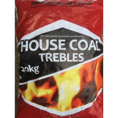 House Coal Trebles - 20kg