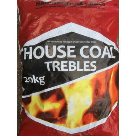 House Coal Trebles - 20kg
